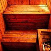 sauna, relax