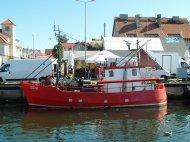 statki rybackie Jastarnia