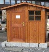 Drewniany domek ogrodowy Veltin