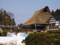 Pokrycie dachu strzechą